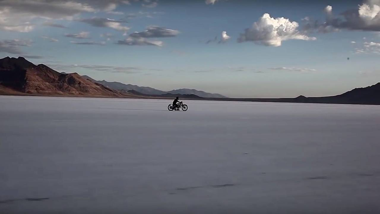 A V-twin, Some Salt, and a Land Speed Record