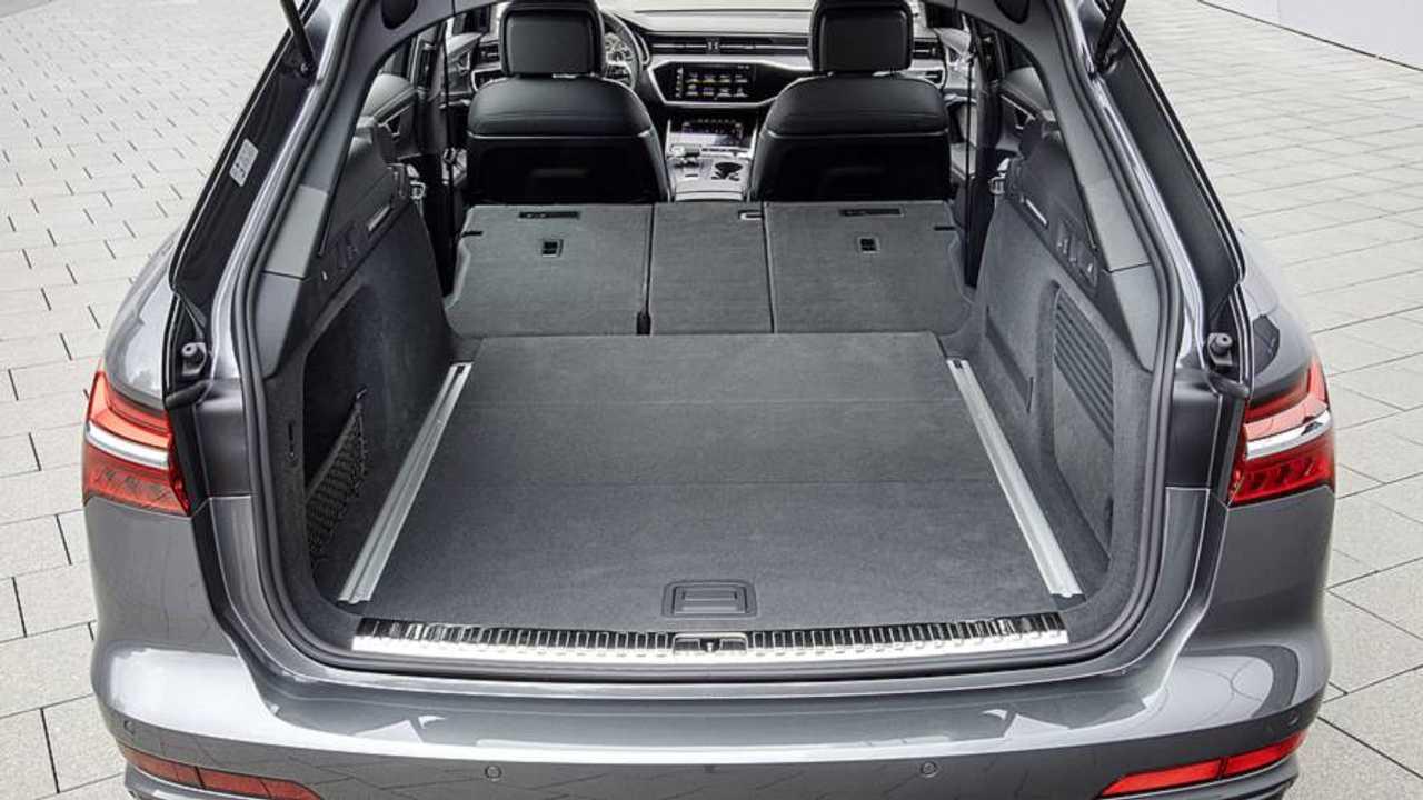 Test Audi A6 Avant 2018 Packt Er 5er Und E Klasse