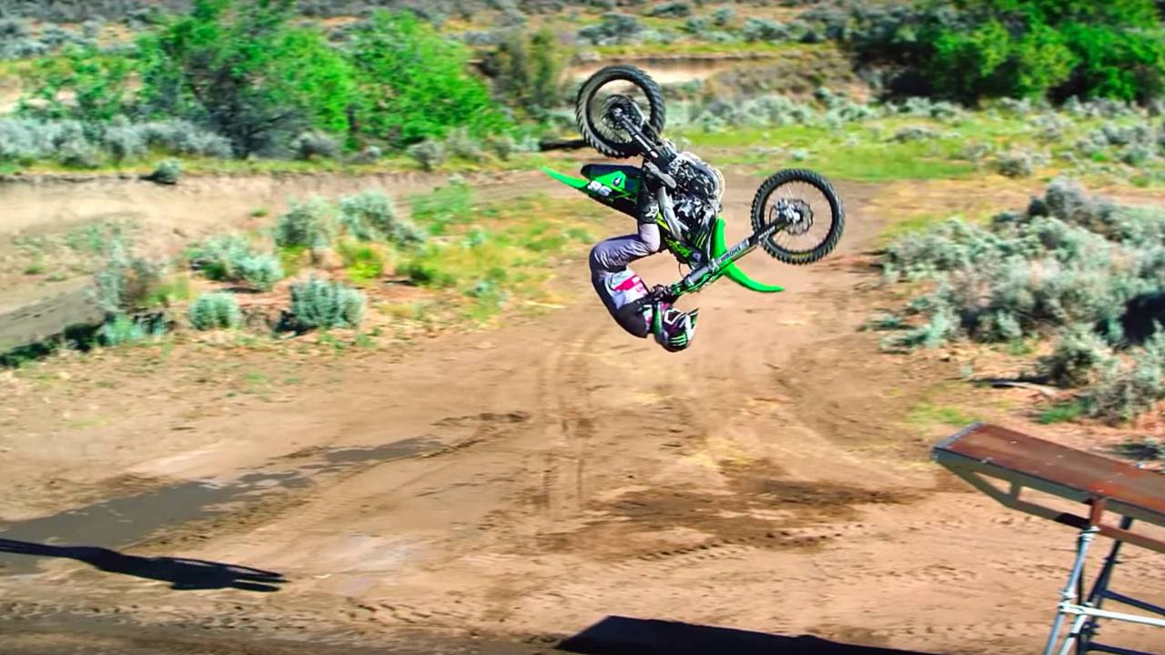 Watch These X Games Real Moto Riders Defy Physics