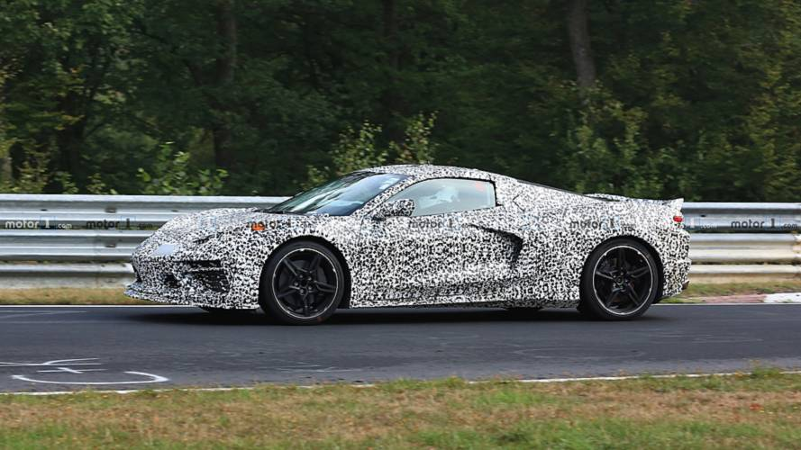 Mid-Engined Corvette To Debut At Standalone Event Next Summer?