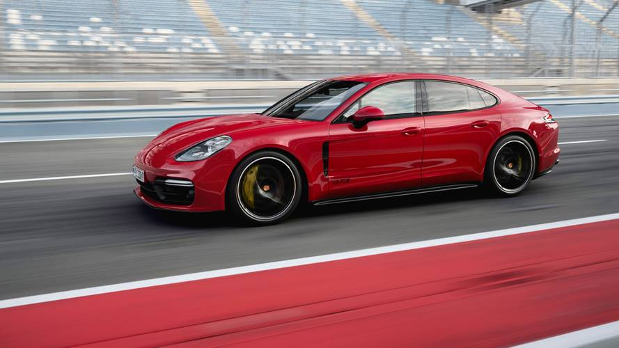 Porsche Panamera GTS 2019 kommt mit V8