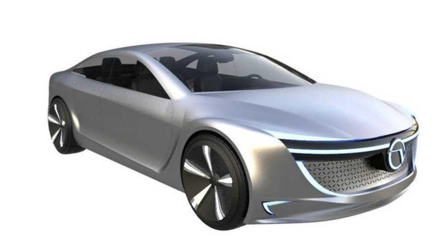 Yerli otomobil Vestel Veo'nun tasarımı ortaya çıktı