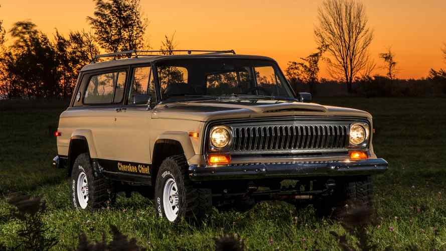 Jeep Cherokee, il primo SUV della storia