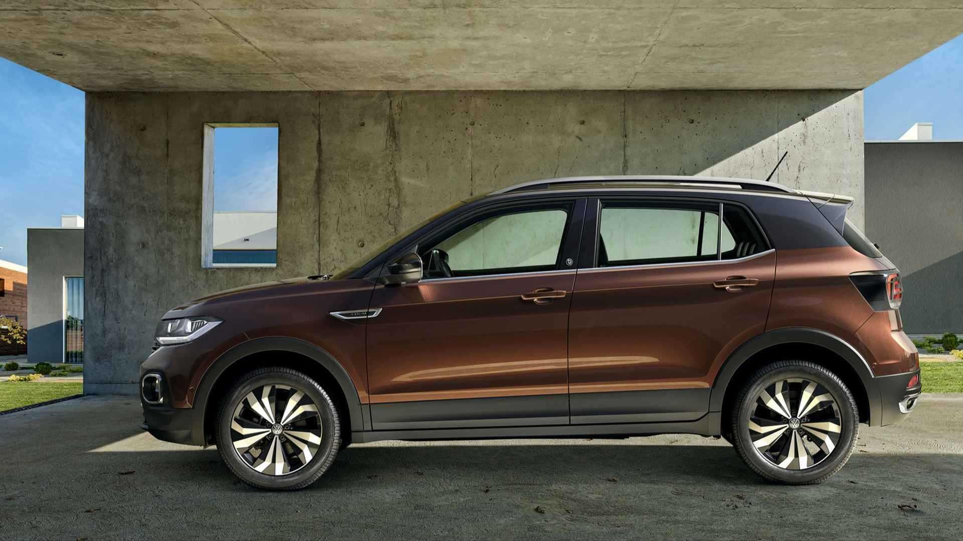 VW T-Cross em vídeo: detalhamos o primeiro SUV compacto da marca Volkswagen-t-cross-brasil