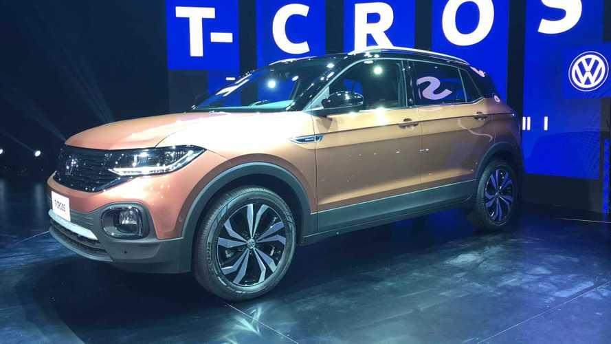 VW T-Cross em vídeo: detalhamos o primeiro SUV compacto da marca