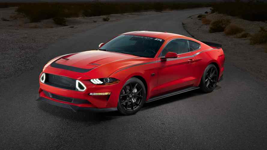 Ford Mustang RTR upgrade adds handling and styling bits