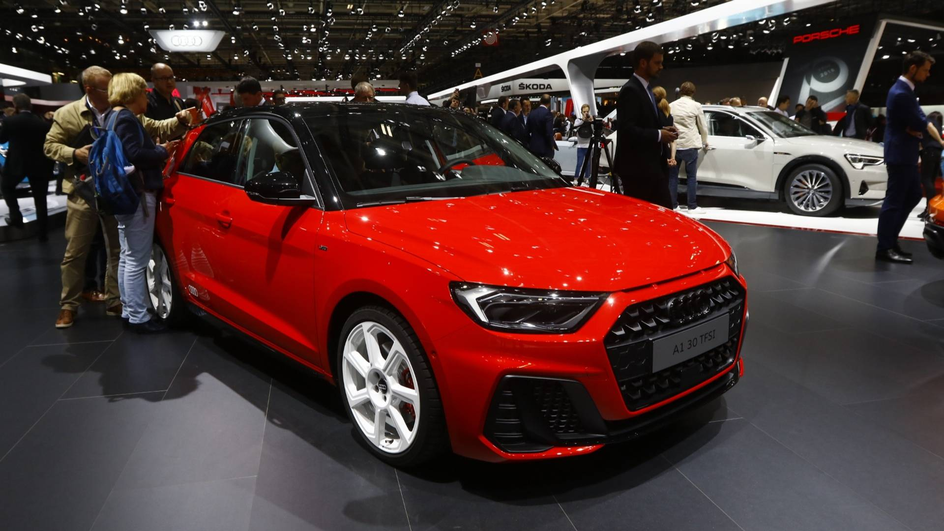 2019 Audi A1 Looks All Grown Up In Paris
