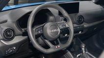 Audi SQ2 2018 Paris Otomobil Fuarı'nda