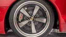 Gunther Werks Porsche 911 In Solar Red