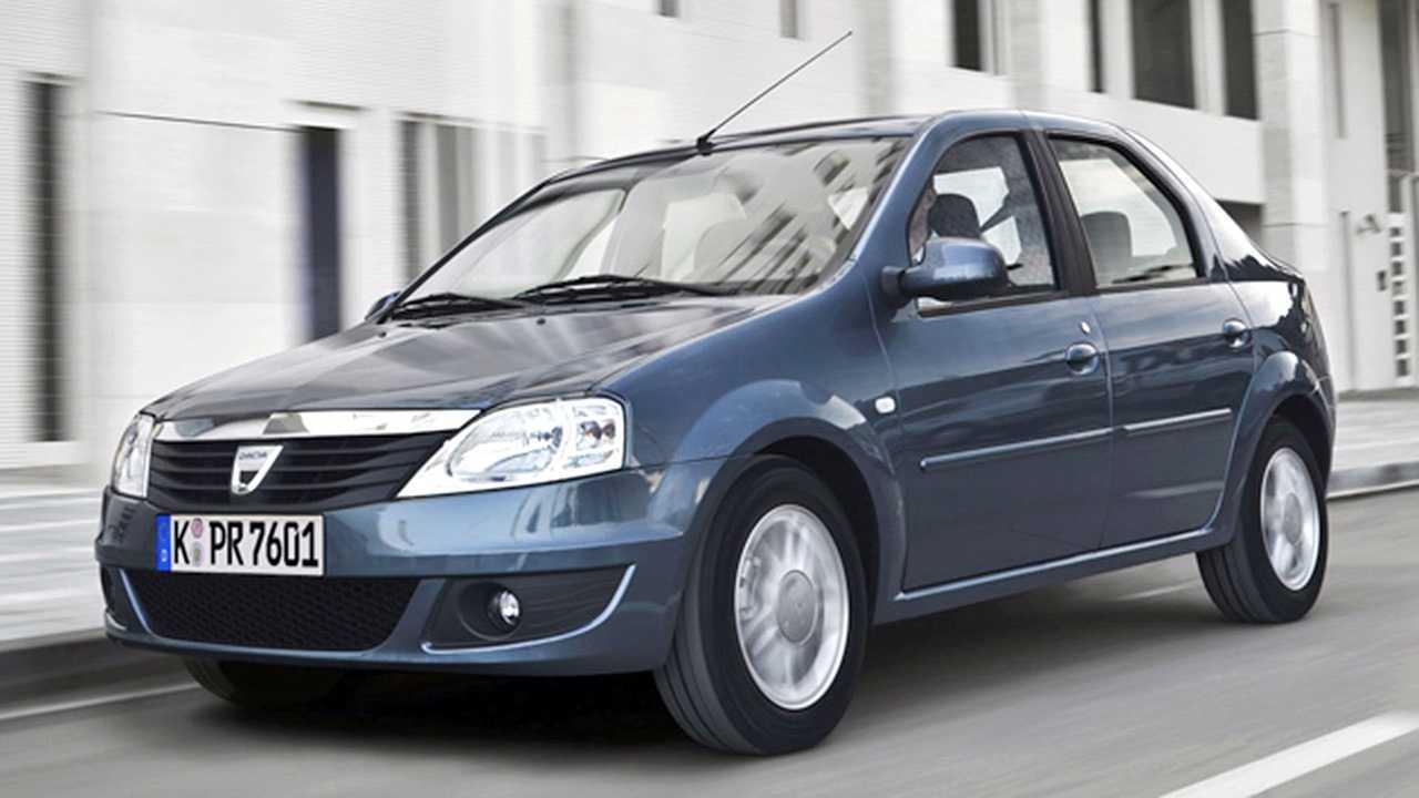 TÜV-Report 2019: Dacia Logan