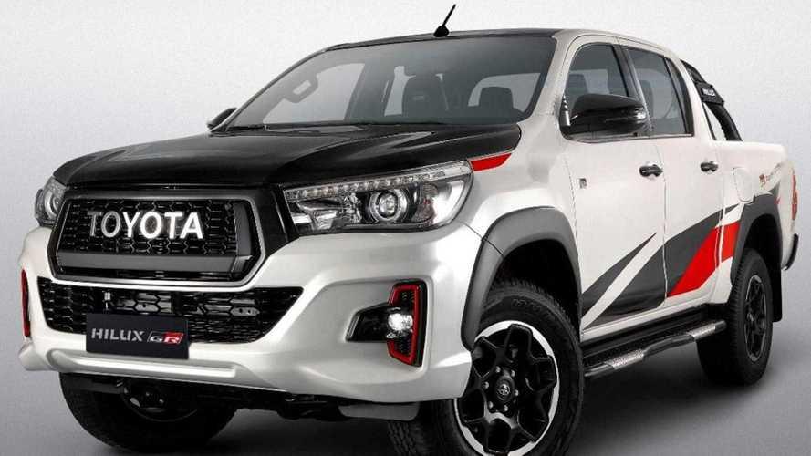 Придворные тюнеры Toyota планируют создать «горячий» Hilux?