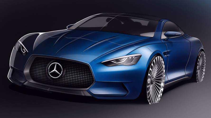 2020 környékén debütálhat a vadonatúj Mercedes-Benz SL
