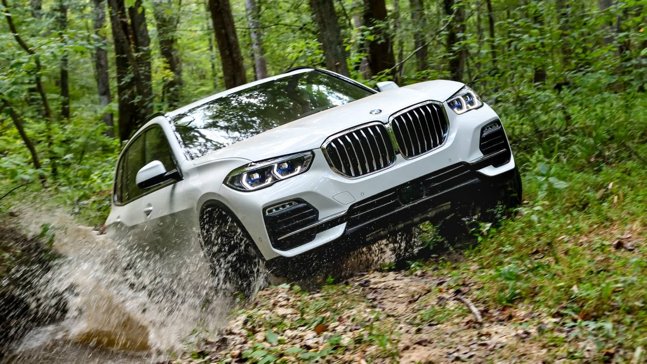 BMW X5 xDrive 30d