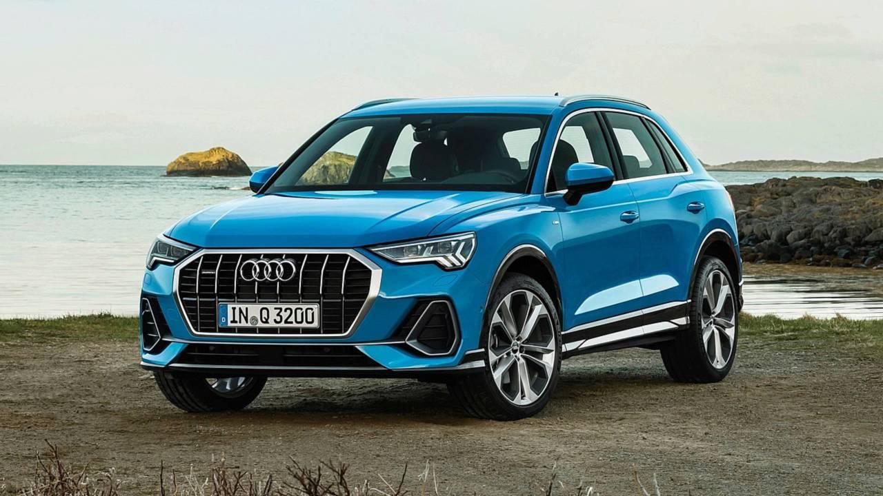 Audi Q3 – novembre