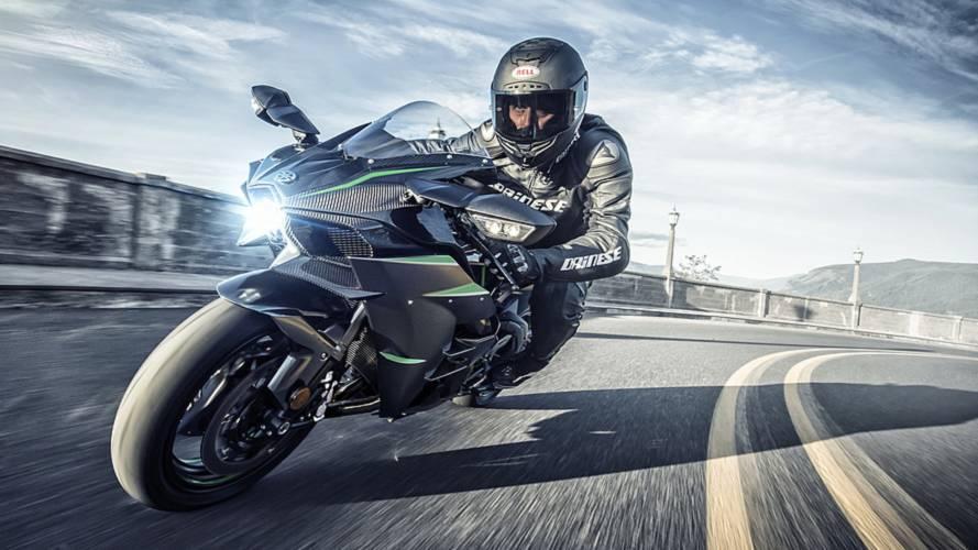Kawasaki promete más de 230 CV en su nueva H2