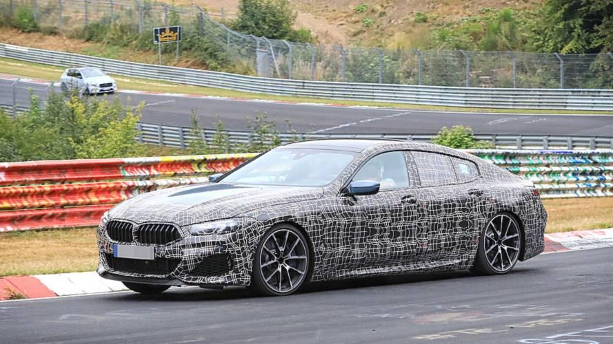 8-ung laaang: BMW 8er Gran Coupé erwischt