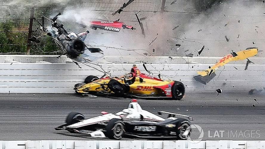 Robert Wickens nach Pocono-Crash an Wirbelsäule verletzt