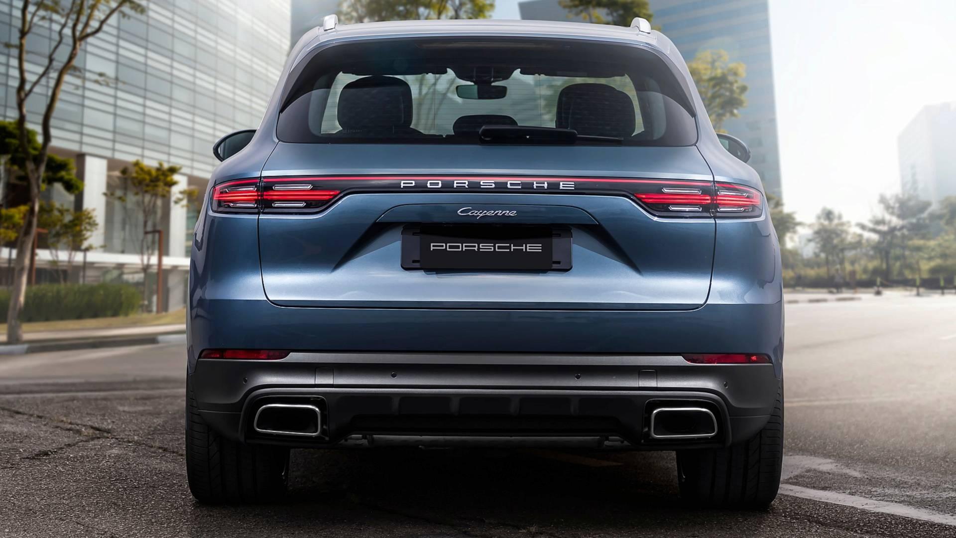 Teste instrumentado: Cayenne V6 é o Porsche para todos os momentos Porsche-cayenne-v6-2019-brasil