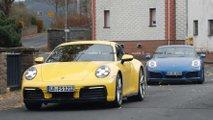 Porsche 911 Old Vs. News