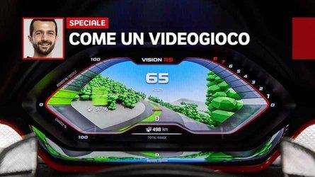 """Skoda Vision RS, la """"prova"""" della Golf ceca"""