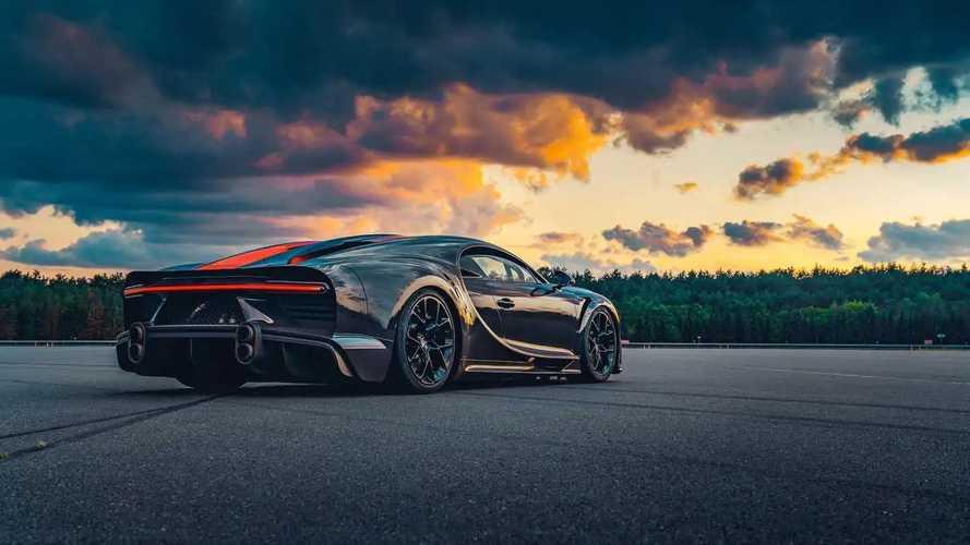 Bugatti Chiron Super Sport 300+ First Batch
