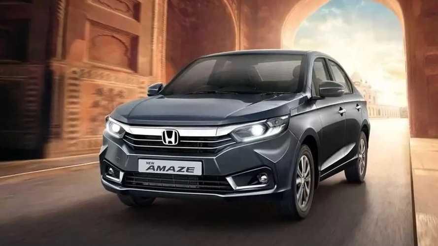 Honda Amaze: mini-Civic para emergentes ganha retoques no visual