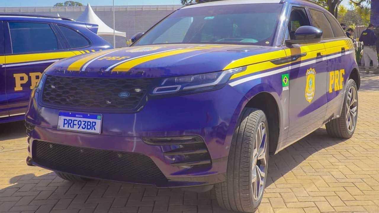Polisi Federal Highway Brasil 2021