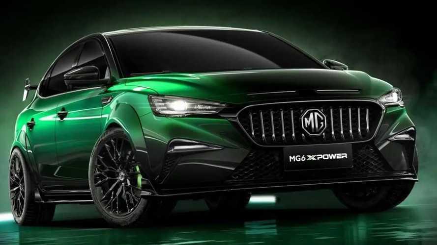 MG 6 XPower, in Cina rinascono le berline sportive