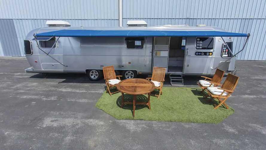 La caravane Airstream de Tom Hanks est à vendre !