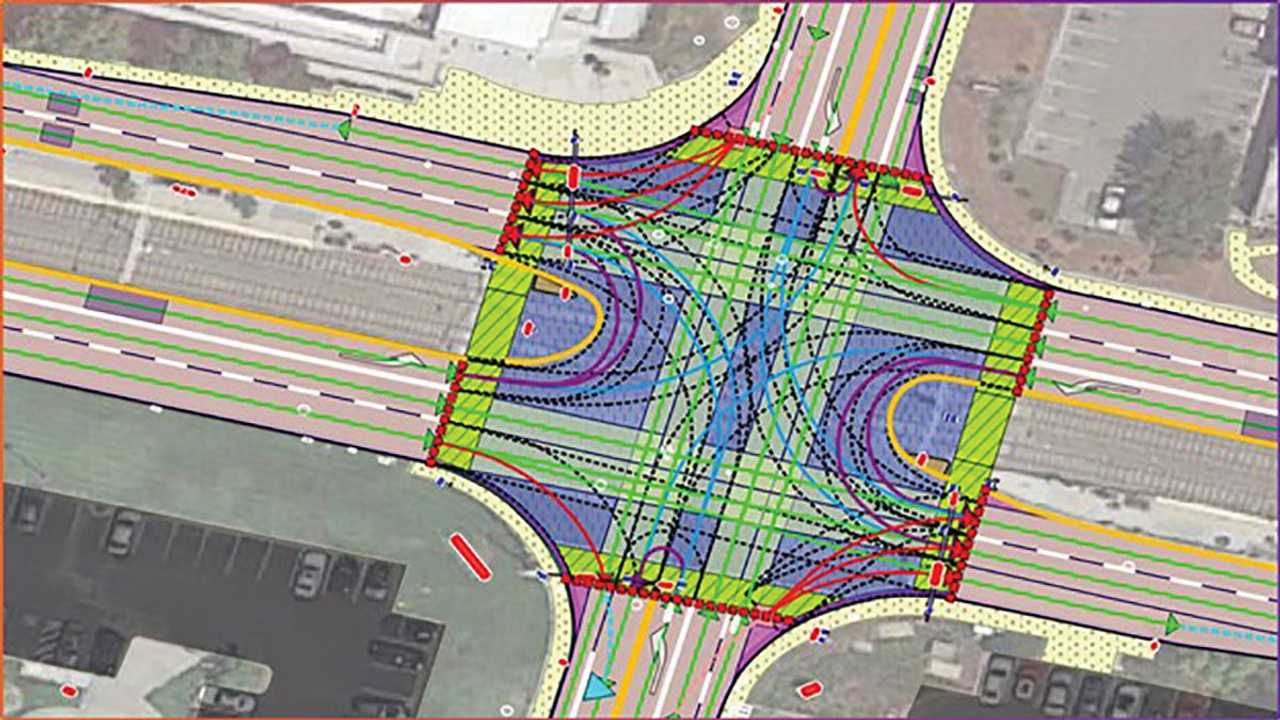 Una mappa in HD di Carmera