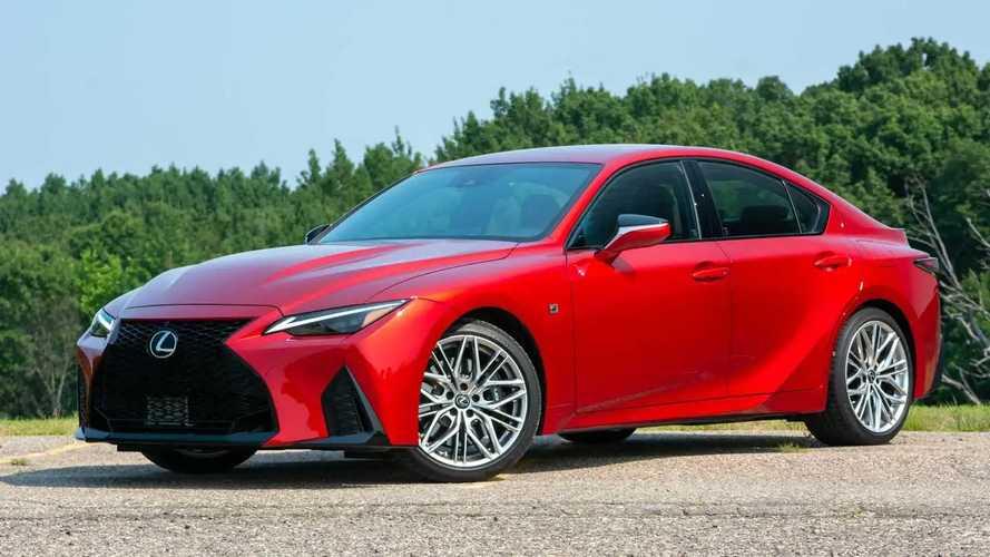 2022 Lexus IS 500 F Sport Performance: First Drive
