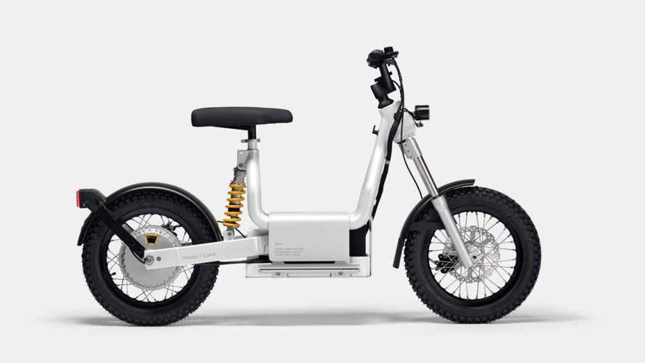 Polestar bringt limitierte Edition des Elektromotorrads Cake Makka