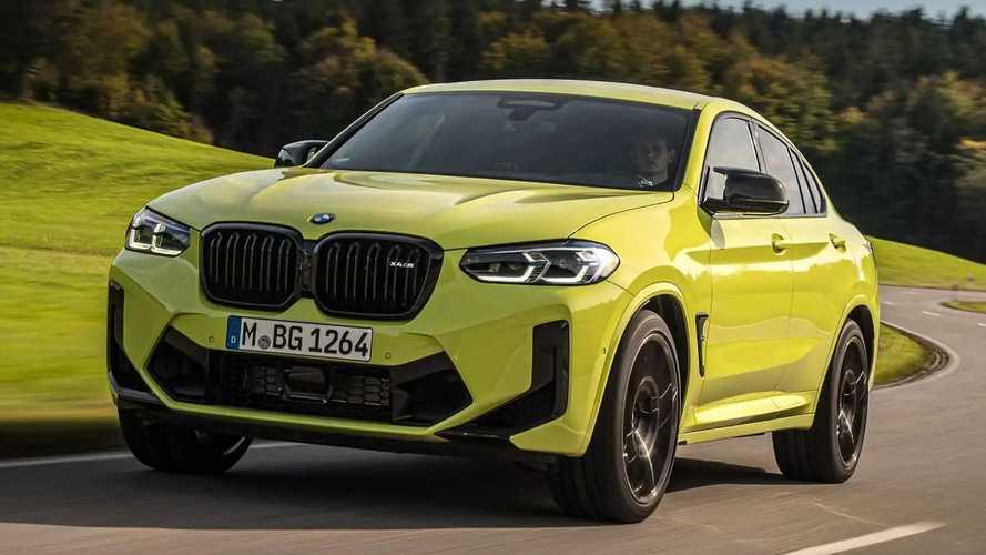 BMW X4 M Competition (2021): Das Facelift im Kurztest