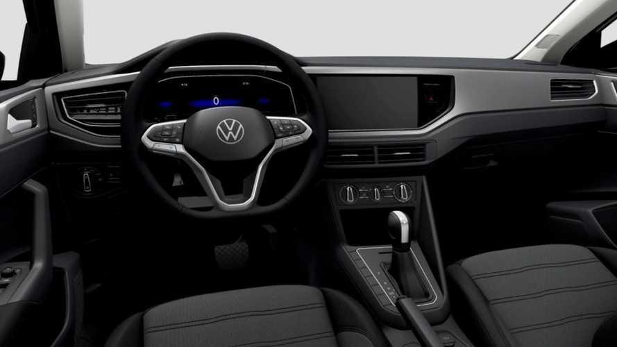 VW'nin o modelinin baz versiyonunda multimedya ekranı yok!