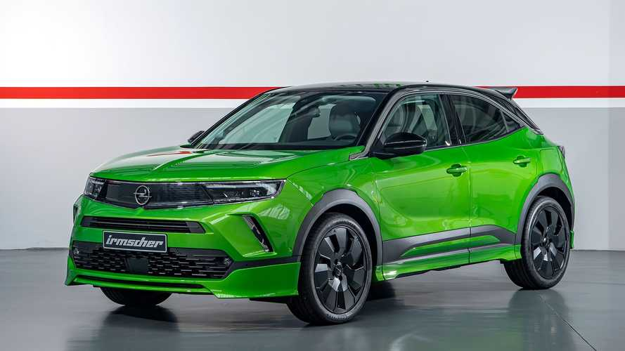 Opel Mokka, il kit di Irmscher la fa più cattiva e affilata