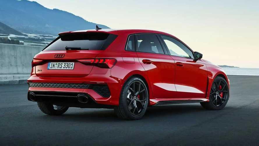 Audi RS 3 Sportback y Sedan 2021