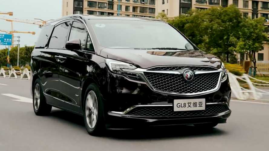 Buick GL8 Avenir Luxury Minivan Dissected In Video Review