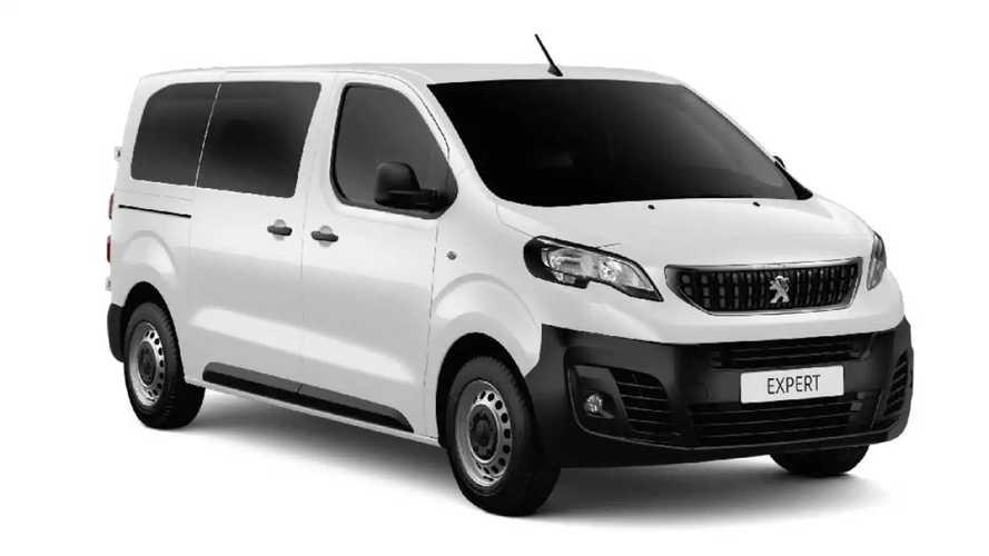 Российский Peugeot Expert превратили в «Бизнес-купе»