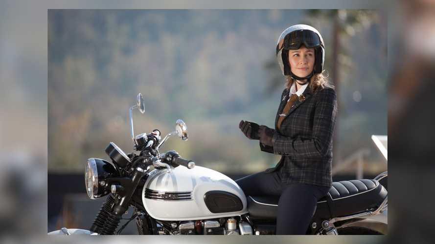 Triumph Motorcycles and DGR