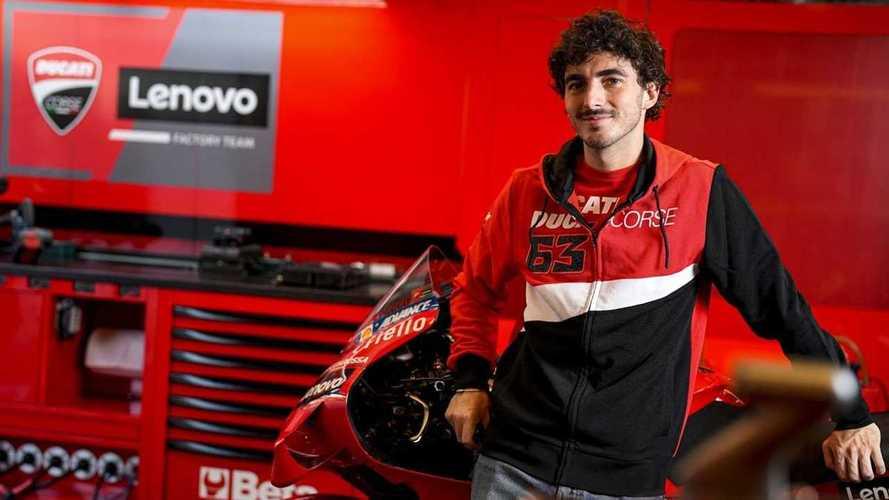 Ducati Celebrates MotoGP Success With GP Team Replica 21 Line