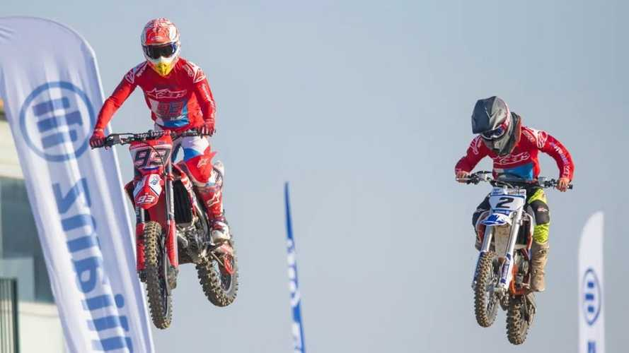 Marc Marquez To Teach Kids To Ride Motocross For Free