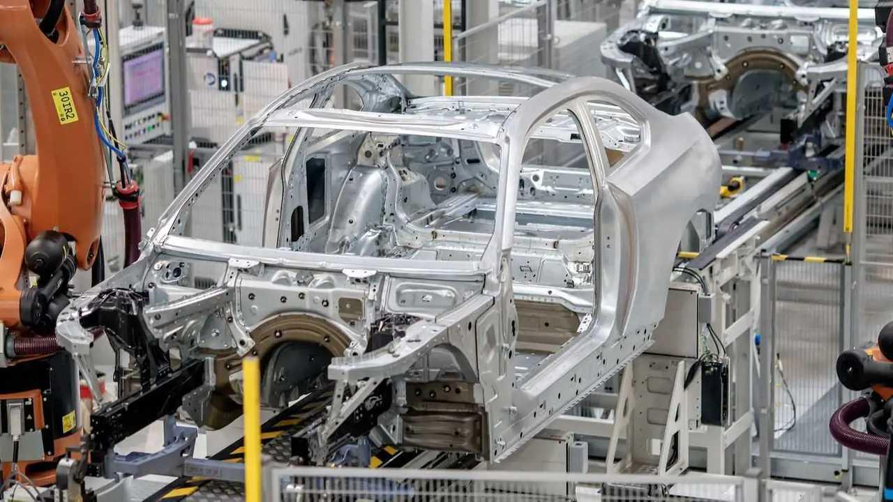 BMW 2 Series Coupe born in San Luis Potosi, Mexico
