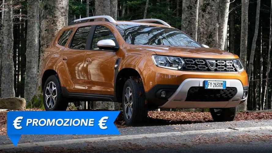 Promozione Dacia Duster, perché conviene e perché no