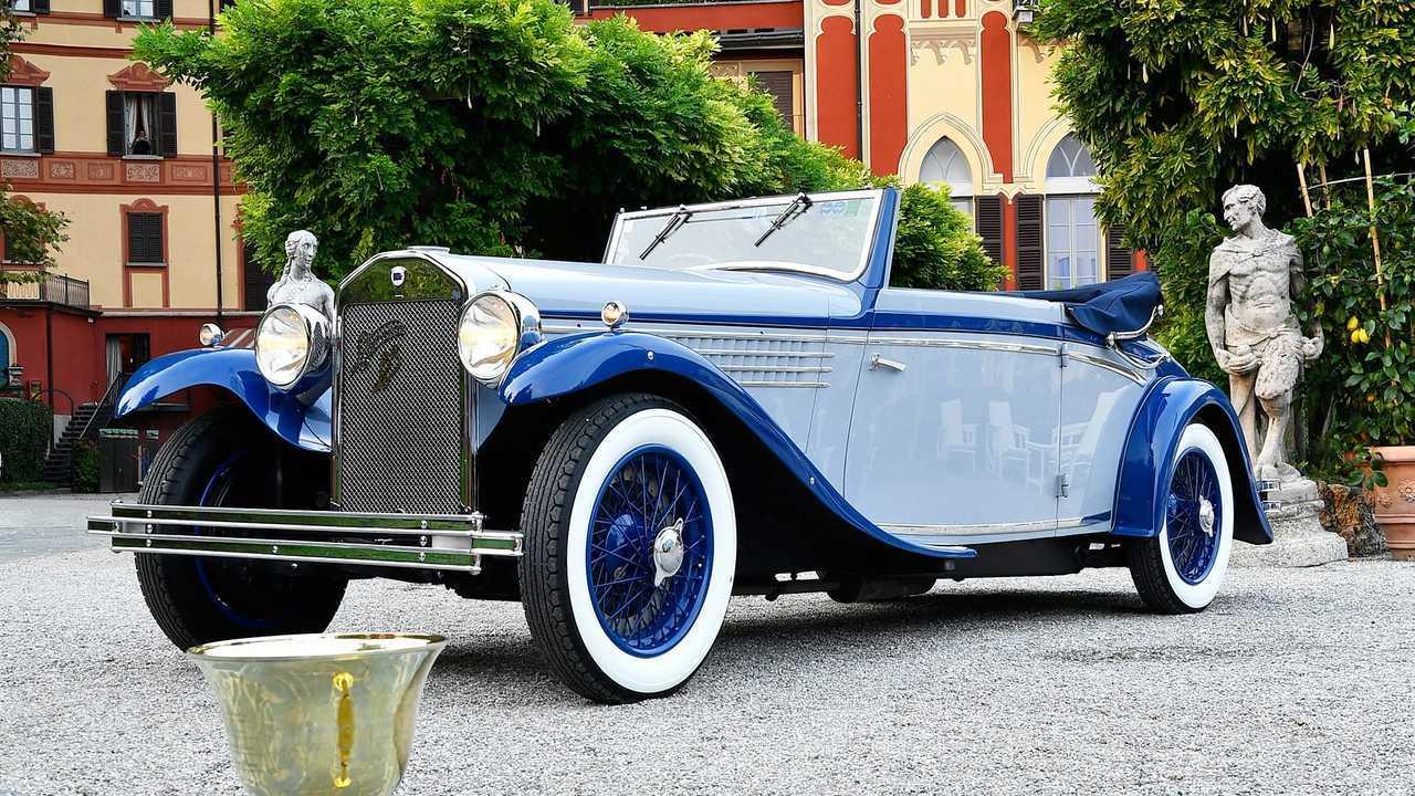 Lancia Dilambda Serie I von 1930