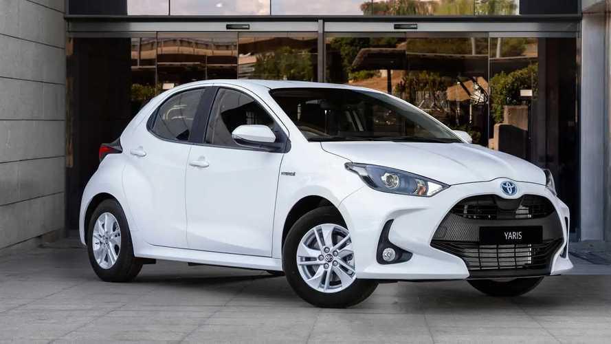 2021 Toyota Yaris Hybrid ECOVan