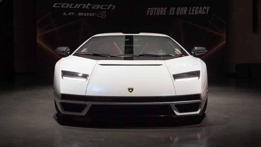 La nouvelle Lamborghini Countach est (déjà) en rupture de stock