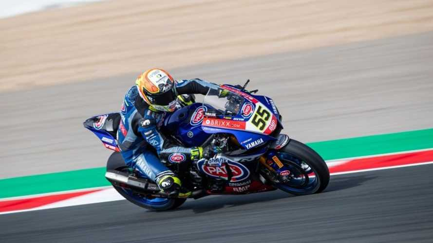 WSBK Racer Locatelli Extends Contract With Yamaha Until 2023