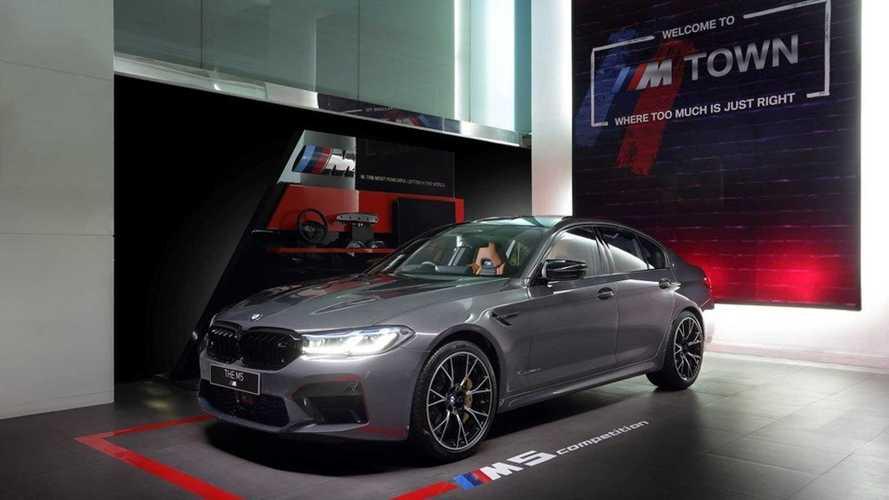 BMW M5 Competition Resmi Mengaspal di Indonesia