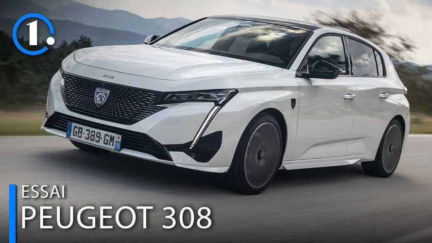 Essai Peugeot 308 - Tout pour rester la référence