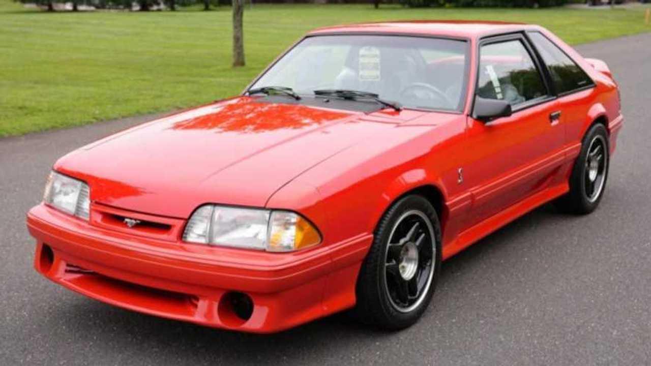 Eladó 1993-as Mustang